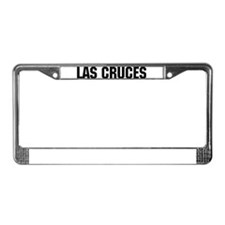 Las Cruces, New Mexico License Plate Frame