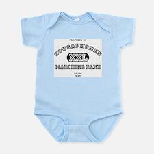 Property of Sousaphones Infant Bodysuit