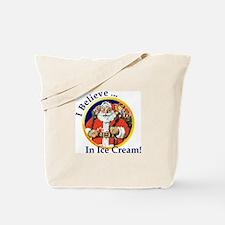 Believe In Ice Cream - Tote Bag