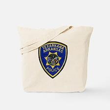 Texarkana Police Tote Bag