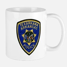 Texarkana Police Mug