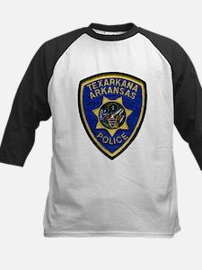 Texarkana Police Kids Baseball Jersey