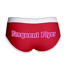 Frequent Flyer Women's Brief