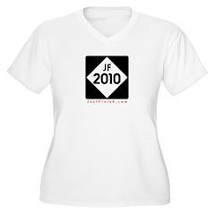 2010 - Just FINISH sign T-Shirt