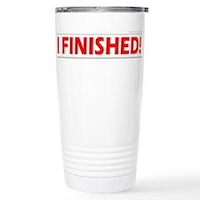 2007 Chicago I FINISHED Travel Mug