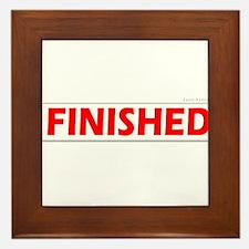 2007 Chicago I FINISHED Framed Tile