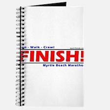 Unique Just finish Journal