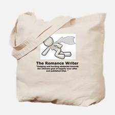Cute Romance writer Tote Bag