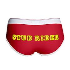Stud Rider Women's Brief