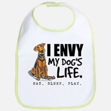 Airedale Terrier Funny Bib