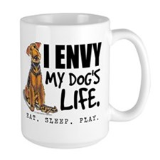 Airedale Terrier Funny Mug