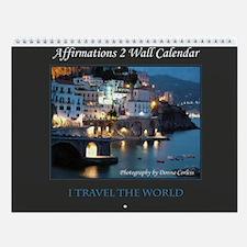 Affirmations 2 Wall Calendar