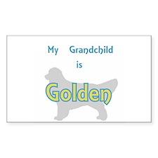 Golden Grandchild Decal