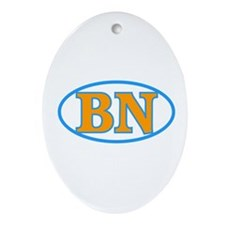 BN Ornament (Oval)
