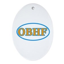 OBHF Ornament (Oval)