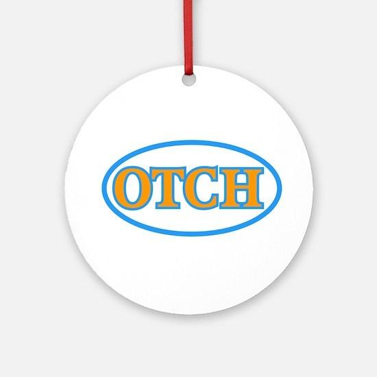 OTCH Ornament (Round)