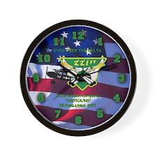 221st RAC Wall Clock