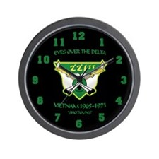 221st RAC Wall Clock