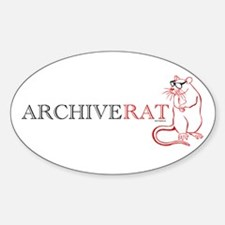 Archive Rat (V3) Decal