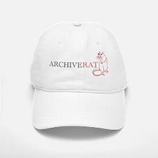 Archive Rat (V3) Baseball Baseball Cap