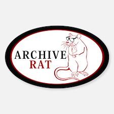 Archive Rat (V3) Decal