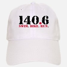 140.6 Swim Bike Run Hat