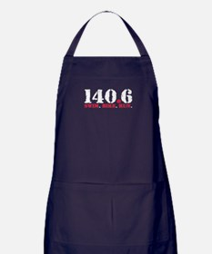 140.6 Swim Bike Run Apron (dark)