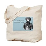 Googling Myself Results Tote Bag
