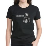 Googling Myself Results Women's Dark T-Shirt