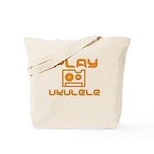 iPlay Ukuele Tote Bag