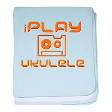 iPlay Ukuele baby blanket