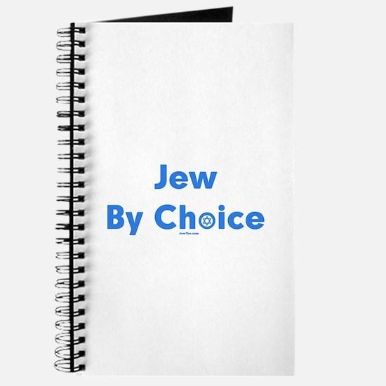 Jew By Choice Journal