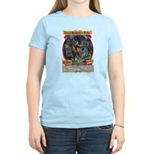 Paul Revere's Ride Women's Light T-Shirt