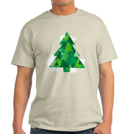 Forest in the Christmas Tree T-Shirt