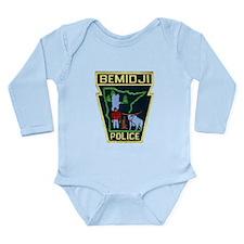 Bemidji Police Long Sleeve Infant Bodysuit