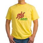 Judo Air Fly First Class Yellow T-Shirt