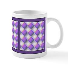 Sci-fi Checker Board 1 Mug