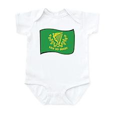 Erin Go Bragh Infant Creeper