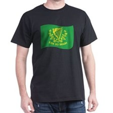 Erin Go Bragh Black T-Shirt