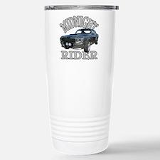 Midnight Rider Stainless Steel Travel Mug