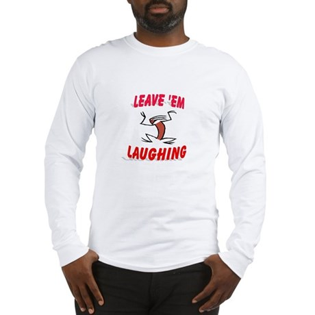 FUNNY STUFF Long Sleeve T-Shirt
