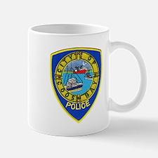 Coos Bay Police Department Mug