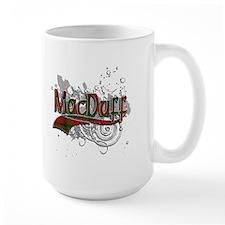 MacDuff Tartan Grunge Mug