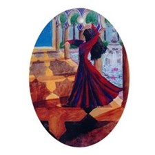 Dreams of Spain Ornament (Oval)