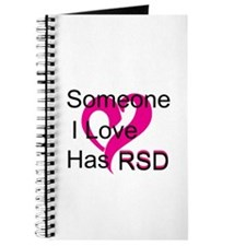 Somebody I love has RSD... Journal