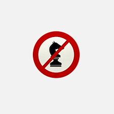 Anti Pawns Mini Button