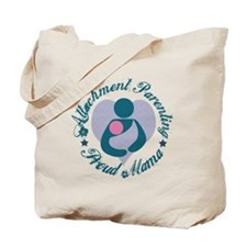 Attachment Parenting Mama Tote Bag