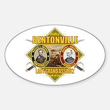 Bentonville Decal