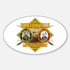 Bentonville Sticker (Oval)
