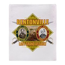 Bentonville Throw Blanket